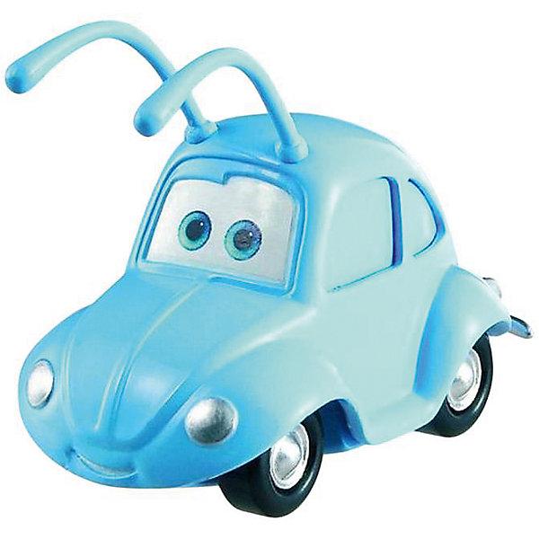 Литая машинка Disney Cars Тачки-2, ФликМашинки<br><br><br>Ширина мм: 135<br>Глубина мм: 45<br>Высота мм: 160<br>Вес г: 80<br>Возраст от месяцев: 36<br>Возраст до месяцев: 72<br>Пол: Мужской<br>Возраст: Детский<br>SKU: 7142112