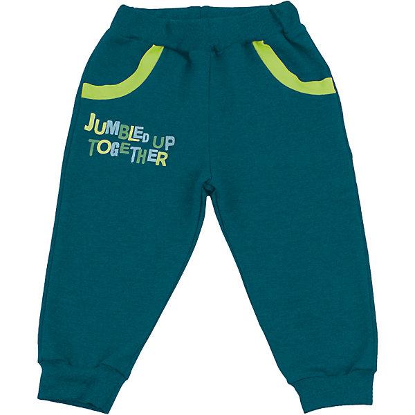 Брюки Апрель для мальчикаДжинсы и брючки<br>Характеристики товара:<br><br>• цвет: голубой<br>• состав ткани: 95% хлопок, 5% лайкра <br>• сезон: демисезон<br>• особенности модели: спортивный стиль<br>• пояс: резинка<br>• страна бренда: Россия<br>• страна производства: Россия<br><br>Эти спортивные брюки для мальчика декорированы оригинальным принтом. Брюки для ребенка дополнены мягкими манжетами. Такие хлопковые детские спортивные брюки позволят коже дышать, не вызовут аллергии, будут долго служить. <br><br>Брюки Апрель для мальчика можно купить в нашем интернет-магазине.<br><br>Ширина мм: 196<br>Глубина мм: 10<br>Высота мм: 154<br>Вес г: 152<br>Цвет: голубой<br>Возраст от месяцев: 6<br>Возраст до месяцев: 9<br>Пол: Мужской<br>Возраст: Детский<br>Размер: 74,98,92,86,80<br>SKU: 7143114