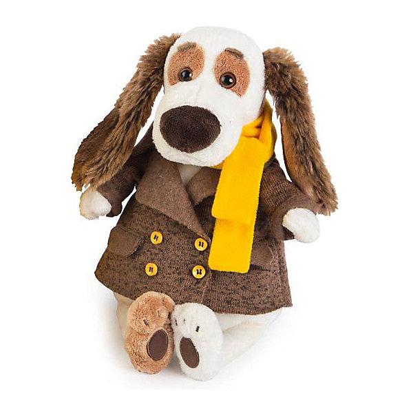 Мягкая игрушка Budi Basa Батоломей в пальто, 27 см
