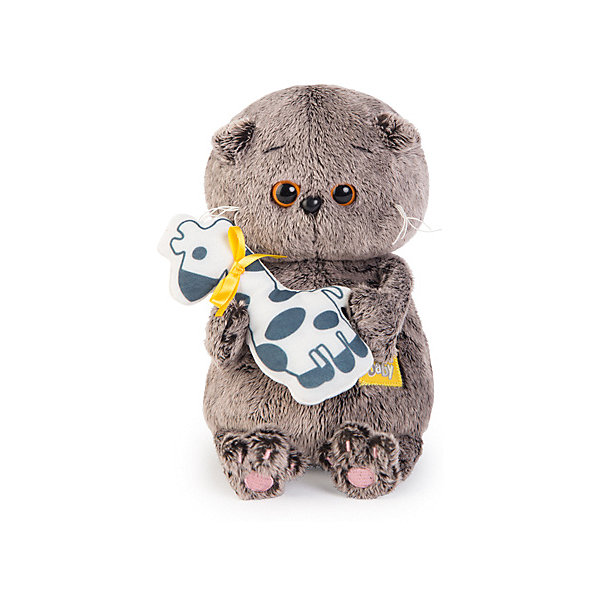 Мягкая игрушка Budi Basa Кот Басик Baby с жирафом, 20 смМягкие игрушки-кошки<br>Характеристики товара:<br><br>• возраст: от 3 лет;<br>• материал: текстиль, искусственный мех;<br>• высота игрушки: 20 см;<br>• размер упаковки: 22х15х11 см;<br>• вес упаковки: 320 гр.;<br>• страна производитель: Россия.<br><br>Мягкая игрушка «Басик Baby с жирафом» Budi Basa - очаровательный пушистый котенок с добрыми глазками. Басик еще совсем малыш. В лапках он держит игрушку в виде жирафика. Игрушка выполнена из качественного безопасного материала, настолько приятного и мягкого, что ребенок будет брать с собой котенка в кроватку и спать в обнимку.<br><br>Мягкую игрушку «Басик Baby с жирафом» Budi Basa можно приобрести в нашем интернет-магазине.<br><br>Ширина мм: 22<br>Глубина мм: 15<br>Высота мм: 11<br>Вес г: 320<br>Возраст от месяцев: 36<br>Возраст до месяцев: 84<br>Пол: Женский<br>Возраст: Детский<br>SKU: 7143352