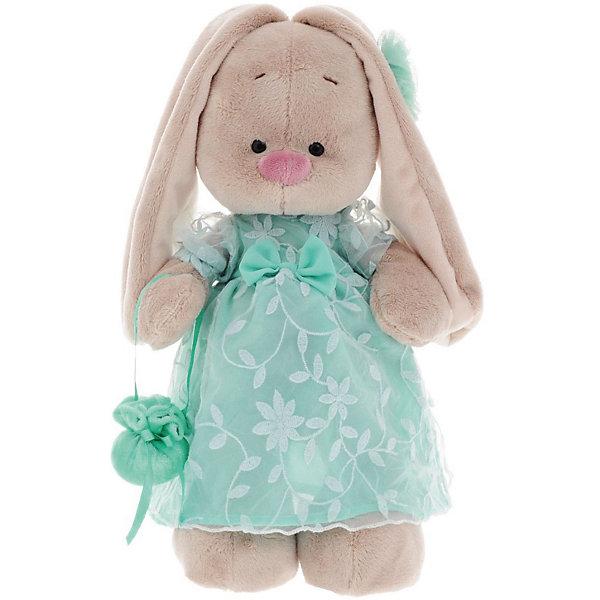 Мягкая игрушка Budi Basa Зайка Ми Мелисса, 32 смМягкие игрушки зайцы и кролики<br>Характеристики товара:<br><br>• возраст: от 3 лет;<br>• материал: текстиль, искусственный мех;<br>• высота игрушки: 32 см;<br>• размер упаковки: 34х20х17 см;<br>• вес упаковки: 666 гр.;<br>• страна производитель: Россия.<br><br>Мягкая игрушка «Зайка Ми Мелисса» Budi Basa — очаровательный пушистый зайчонок с длинными ушками. Зайка Ми одета в голубое платьице с рукавами-фонариками. На ушке у зайки цветочек, а в лапке она держит сумочку. Игрушка выполнена из качественного безопасного материала, настолько приятного и мягкого, что ребенок будет брать с собой зайку в кроватку и спать в обнимку.<br><br>Мягкую игрушку «Зайка Ми Мелисса» Budi Basa можно приобрести в нашем интернет-магазине.<br><br>Ширина мм: 34<br>Глубина мм: 20<br>Высота мм: 17<br>Вес г: 666<br>Возраст от месяцев: 36<br>Возраст до месяцев: 84<br>Пол: Женский<br>Возраст: Детский<br>SKU: 7143462