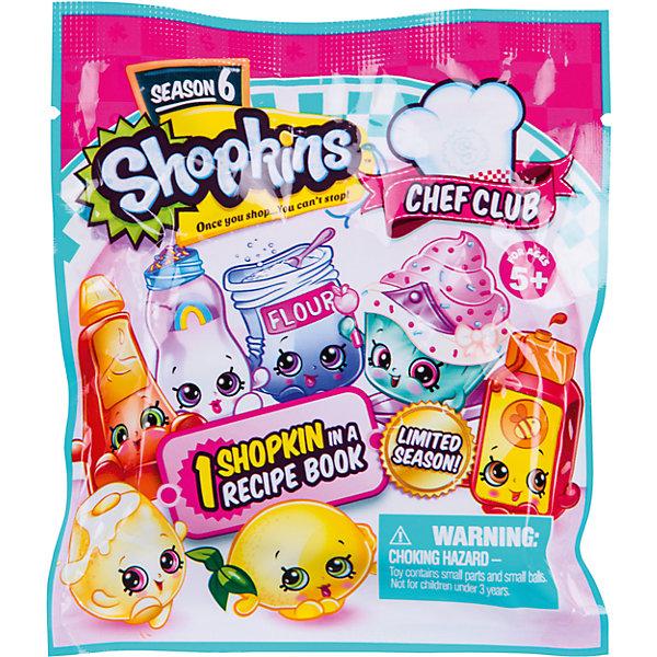 Одна фигурка Шопкинс в фольгированном пакетикеКоллекционные фигурки<br>Характеристики товара:<br><br>• возраст: от 5 лет;<br>• количество фигурок:  1 шт;<br>• размер фигурки: 2,5 см.;<br>• материал: пластик;<br>• упаковка: фольгированный пакет;<br>• размер упаковки: 10,5х12х3 см.;<br>• вес: 20 гр.;<br>• наименование бренда, страна бренда: Moose (Мус), Австалия;<br>• страна изготовитель: Китай.<br><br>Фигурка «Shopkins» в фольгированном пакетике - это фигурка очаровательного персонажа популярной линии детских игрушек от знаменитого бренда Moose. В комлект также входят рюкзачок Petkins и буклет коллекционера, что несомненно порадует вашего ребенка. <br><br>Из маленьких пластиковых фигурок можно собирать большую коллекцию и придумывать различные интересные сюжеты для игры с ними. Отличное решение для развлечения с ребенком во время досуга.<br><br>Фигурки «Shopkins» изготовлены из высококачественной пластмассы и запакованы в непрозрачный пакет, поэтому какая именно вам фигурка достанется остается сюрпризом.<br><br>Игры с фигурками прекрасно развивают мелкую моторику рук, внимательность, образное мышление, познавательный интерес, обогащают словарный запас.<br><br>Фигурку «Shopkins» в фольгированном пакетике, 1 шт.,  Moose (Мус) можно купить в нашем интернет-магазине.<br>Ширина мм: 105; Глубина мм: 30; Высота мм: 120; Вес г: 20; Возраст от месяцев: 60; Возраст до месяцев: 2147483647; Пол: Женский; Возраст: Детский; SKU: 7143840;
