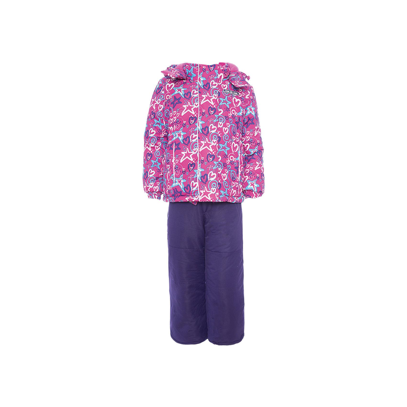 Комплект: куртка и брюки Ma-Zi-Ma для девочкиВерхняя одежда<br>Характеристики товара:<br><br>• цвет: розовый<br>• комплектация: куртка и брюки<br>• состав ткани: Taslan с водонепроницаемой пропиткой<br>• подкладка: поларфлис <br>• утеплитель: полиэстер<br>• сезон: зима<br>• температурный режим: от -30 до +5<br>• водонепроницаемость: 1000 мм <br>• паропроницаемость: 1000 г/м2<br>• плотность утеплителя: куртка - 280 г/м2, брюки - 200 г/м2<br>• капюшон: съемный, без меха<br>• застежка: молния<br>• брюки усилены износостойкими вставками<br>• страна бренда: Россия<br>• страна изготовитель: Китай<br><br>Яркий теплый комплект для девочки позволит в холода создать ребенку комфортные условия. Верх детской зимней куртки и брюк - с водонепроницаемой пропиткой. Качественный наполнитель детского комплекта для зимы легкий и теплый. Комплект для зимы дополнен элементами, защищающими от попадания внутрь снега.<br><br>Комплект: куртка и брюки Ma-Zi-Ma (Ма-Зи-Ма) для девочки можно купить в нашем интернет-магазине.<br><br>Ширина мм: 356<br>Глубина мм: 10<br>Высота мм: 245<br>Вес г: 519<br>Цвет: розовый<br>Возраст от месяцев: 132<br>Возраст до месяцев: 144<br>Пол: Женский<br>Возраст: Детский<br>Размер: 152,92,98,104,110,116,122,128,134,140,146<br>SKU: 7144319