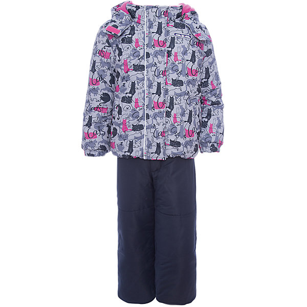 Комплект: куртка и брюки Ma-Zi-Ma для девочкиВерхняя одежда<br>Характеристики товара:<br><br>• цвет: серый<br>• комплектация: куртка и брюки<br>• состав ткани: Taslan с водонепроницаемой пропиткой<br>• подкладка: поларфлис <br>• утеплитель: полиэстер<br>• сезон: зима<br>• температурный режим: от -30 до +5<br>• водонепроницаемость: 1000 мм <br>• паропроницаемость: 1000 г/м2<br>• плотность утеплителя: куртка - 280 г/м2, брюки - 200 г/м2<br>• капюшон: съемный, без меха<br>• застежка: молния<br>• брюки усилены износостойкими вставками<br>• страна бренда: Россия<br>• страна изготовитель: Китай<br><br>Практичный детский комплект для зимы состоит из куртки с капюшоном и брюк с износостойкими накладками. Зимний комплект для девочки стильно смотрится и удобно сидит. Верх детской зимней куртки и брюк не промокает и не продувается. Мягкая подкладка детского комплекта для зимы приятна на ощупь. <br><br>Комплект: куртка и брюки Ma-Zi-Ma (Ма-Зи-Ма) для девочки можно купить в нашем интернет-магазине.<br>Ширина мм: 356; Глубина мм: 10; Высота мм: 245; Вес г: 519; Цвет: серый; Возраст от месяцев: 132; Возраст до месяцев: 144; Пол: Женский; Возраст: Детский; Размер: 152,92,98,104,110,116,122,128,134,140,146; SKU: 7144331;