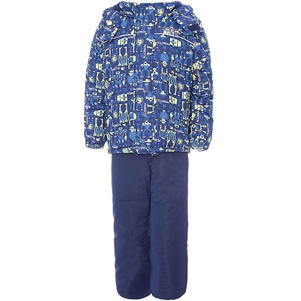 Комплект: куртка и брюки Ma-Zi-Ma для мальчикаВерхняя одежда<br>Характеристики товара:<br><br>• цвет: синий<br>• комплектация: куртка и брюки<br>• состав ткани: Taslan с водонепроницаемой пропиткой<br>• подкладка: поларфлис <br>• утеплитель: полиэстер<br>• сезон: зима<br>• температурный режим: от -30 до +5<br>• водонепроницаемость: 1000 мм <br>• паропроницаемость: 1000 г/м2<br>• плотность утеплителя: куртка - 280 г/м2, брюки - 200 г/м2<br>• капюшон: съемный, без меха<br>• застежка: молния<br>• брюки усилены износостойкими вставками<br>• страна бренда: Россия<br>• страна изготовитель: Китай<br><br>Этот зимний комплект для мальчика дополнен множеством функциональных элементов. Верх детской зимней куртки и брюк не промокает и не продувается. Мягкая подкладка детского комплекта для зимы приятна на ощупь. Комплект для зимы усилен износостойкими накладками.<br><br>Комплект: куртка и брюки Ma-Zi-Ma (Ма-Зи-Ма) для мальчика можно купить в нашем интернет-магазине.<br>Ширина мм: 356; Глубина мм: 10; Высота мм: 245; Вес г: 519; Цвет: голубой; Возраст от месяцев: 24; Возраст до месяцев: 36; Пол: Мужской; Возраст: Детский; Размер: 98,92,140,152,146,134,128,116,110,104,122; SKU: 7144372;