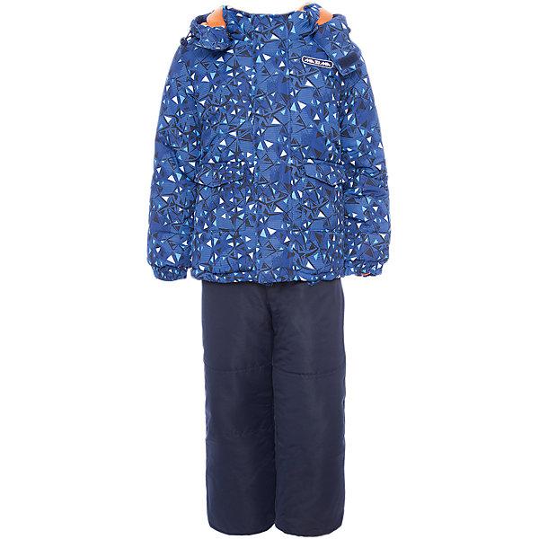 Комплект: куртка и брюки Ma-Zi-Ma для мальчикаВерхняя одежда<br>Характеристики товара:<br><br>• цвет: синий<br>• комплектация: куртка и брюки<br>• состав ткани: Taslan с водонепроницаемой пропиткой<br>• подкладка: поларфлис <br>• утеплитель: полиэстер<br>• сезон: зима<br>• температурный режим: от -30 до +5<br>• водонепроницаемость: 1000 мм <br>• паропроницаемость: 1000 г/м2<br>• плотность утеплителя: куртка - 280 г/м2, брюки - 200 г/м2<br>• капюшон: съемный, без меха<br>• застежка: молния<br>• брюки усилены износостойкими вставками<br>• страна бренда: Россия<br>• страна изготовитель: Китай<br><br>Теплый комплект для мальчика позволит в холода создать ребенку комфортные условия. Верх детской зимней куртки и брюк - с водонепроницаемой пропиткой. Качественный наполнитель детского комплекта для зимы легкий и теплый. Комплект для зимы дополнен элементами, защищающими от попадания внутрь снега.<br><br>Комплект: куртка и брюки Ma-Zi-Ma (Ма-Зи-Ма) для мальчика можно купить в нашем интернет-магазине.<br>Ширина мм: 356; Глубина мм: 10; Высота мм: 245; Вес г: 519; Цвет: голубой; Возраст от месяцев: 18; Возраст до месяцев: 24; Пол: Мужской; Возраст: Детский; Размер: 92,152,146,140,134,128,122,116,110,104,98; SKU: 7144384;