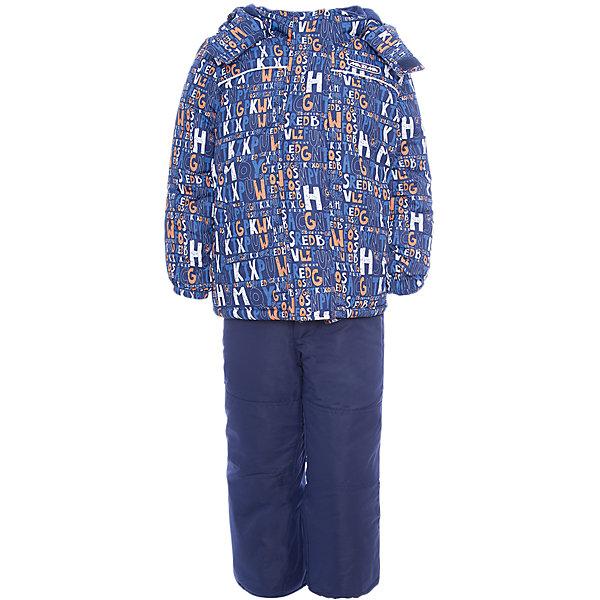 Комплект: куртка и брюки Ma-Zi-Ma для мальчикаВерхняя одежда<br>Характеристики товара:<br><br>• цвет: синий<br>• комплектация: куртка и брюки<br>• состав ткани: Taslan с водонепроницаемой пропиткой<br>• подкладка: поларфлис <br>• утеплитель: полиэстер<br>• сезон: зима<br>• температурный режим: от -30 до +5<br>• водонепроницаемость: 1000 мм <br>• паропроницаемость: 1000 г/м2<br>• плотность утеплителя: куртка - 280 г/м2, брюки - 200 г/м2<br>• капюшон: съемный, без меха<br>• застежка: молния<br>• брюки усилены износостойкими вставками<br>• страна бренда: Россия<br>• страна изготовитель: Китай<br><br>Оригинальный зимний комплект для мальчика дополнен множеством функциональных элементов. Верх детской зимней куртки и брюк не промокает и не продувается. Мягкая подкладка детского комплекта для зимы приятна на ощупь. Комплект для зимы усилен износостойкими накладками.<br><br>Комплект: куртка и брюки Ma-Zi-Ma (Ма-Зи-Ма) для мальчика можно купить в нашем интернет-магазине.<br>Ширина мм: 356; Глубина мм: 10; Высота мм: 245; Вес г: 519; Цвет: голубой; Возраст от месяцев: 18; Возраст до месяцев: 24; Пол: Мужской; Возраст: Детский; Размер: 92,152,146,140,134,128,122,116,110,104,98; SKU: 7144408;