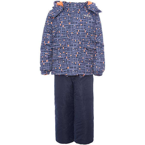 Комплект: куртка и брюки Ma-Zi-Ma для мальчикаВерхняя одежда<br>Характеристики товара:<br><br>• цвет: серый<br>• комплектация: куртка и брюки<br>• состав ткани: Taslan с водонепроницаемой пропиткой<br>• подкладка: поларфлис <br>• утеплитель: полиэстер<br>• сезон: зима<br>• температурный режим: от -30 до +5<br>• водонепроницаемость: 1000 мм <br>• паропроницаемость: 1000 г/м2<br>• плотность утеплителя: куртка - 280 г/м2, брюки - 200 г/м2<br>• капюшон: съемный, без меха<br>• застежка: молния<br>• брюки усилены износостойкими вставками<br>• страна бренда: Россия<br>• страна изготовитель: Китай<br><br>Этот комплект для зимы дополнен элементами, защищающими от попадания внутрь снега. Теплый комплект для мальчика позволит в холода создать ребенку комфортные условия. Верх детской зимней куртки и брюк - с водонепроницаемой пропиткой. Качественный наполнитель детского комплекта для зимы легкий и теплый. <br><br>Комплект: куртка и брюки Ma-Zi-Ma (Ма-Зи-Ма) для мальчика можно купить в нашем интернет-магазине.<br><br>Ширина мм: 356<br>Глубина мм: 10<br>Высота мм: 245<br>Вес г: 519<br>Цвет: серый<br>Возраст от месяцев: 18<br>Возраст до месяцев: 24<br>Пол: Мужской<br>Возраст: Детский<br>Размер: 92,152,146,140,134,128,122,116,110,104,98<br>SKU: 7144420