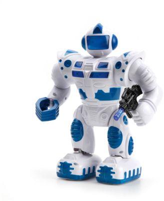 Интерактивный игрушка Играем вместе Робот (свет, звук, движение)
