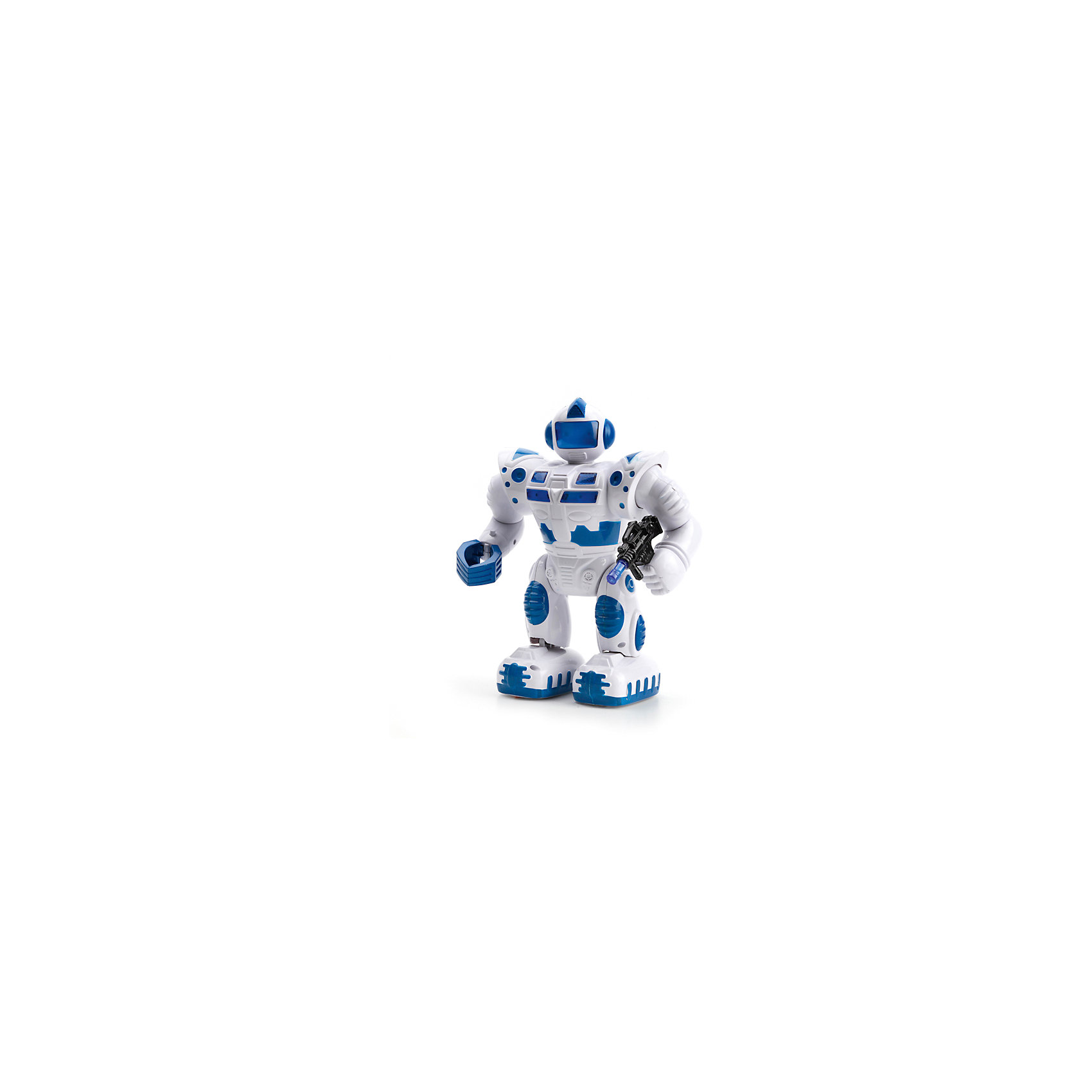 Интерактивный игрушка Играем вместе Робот (свет, звук, движение)Роботы-игрушки<br><br><br>Ширина мм: 290<br>Глубина мм: 130<br>Высота мм: 220<br>Вес г: 730<br>Возраст от месяцев: 36<br>Возраст до месяцев: 84<br>Пол: Унисекс<br>Возраст: Детский<br>SKU: 7168151