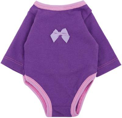 КАРАПУЗ Одежда для куклы Карапуз Боди , 40-42 см (розовое)