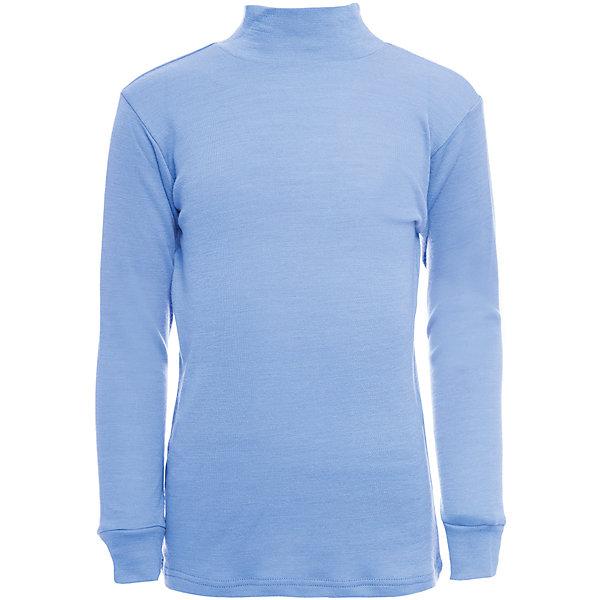 Водолазка NorvegВодолазки<br>Характеристики товара:<br><br>• цвет: голубой<br>• состав ткани: 100 % шерсть мериносов<br>• сезон: демисезон<br>• температурный режим: от -20 до +15<br>• длинные рукава<br>• страна бренда: Германия<br>• страна изготовитель: Германия<br><br>Эту термоводолазку можно надевать как нижний слой в морозы до - 20 градусов. Натуральный материал этого термобелья для детей позволяет создать комфортный микроклимат в холода. Термоводолазка для ребенка - из серии Soft City Style.<br><br>Водолазку Norveg (Норвег) можно купить в нашем интернет-магазине.<br><br>Ширина мм: 190<br>Глубина мм: 74<br>Высота мм: 229<br>Вес г: 236<br>Цвет: голубой<br>Возраст от месяцев: 72<br>Возраст до месяцев: 84<br>Пол: Унисекс<br>Возраст: Детский<br>Размер: 116/122,128/134,80/86,92/98,104/110<br>SKU: 7169582