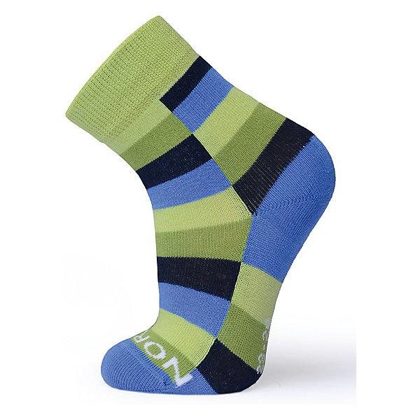 Носки NorvegНоски<br>Характеристики товара:<br><br>• цвет: зеленый<br>• состав ткани: 98% хлопок, 2% эластан<br>• подкладка: нет<br>• сезон: лето<br>• температурный режим: от +5 до +25<br>• страна бренда: Германия<br>• страна изготовитель: Германия<br><br>Эти носки для детей - удобная деталь для создания ребенку комфортных условий. Эти носки для ребенка сделаны из натуральной ткани, мягкой и приятной на ощупь. Детские термоноски из серии Summer time стильно смотрятся и удобно сидят. <br><br>Носки Norveg (Норвег) можно купить в нашем интернет-магазине.<br><br>Ширина мм: 87<br>Глубина мм: 10<br>Высота мм: 105<br>Вес г: 115<br>Цвет: синий<br>Возраст от месяцев: 120<br>Возраст до месяцев: 132<br>Пол: Унисекс<br>Возраст: Детский<br>Размер: 23-26,27-30,31-34<br>SKU: 7169668