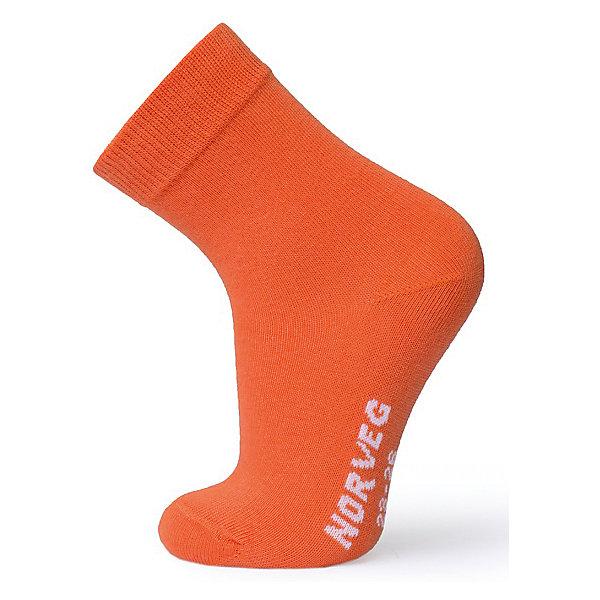 Носки NorvegНоски<br>Характеристики товара:<br><br>• цвет: оранжевый<br>• состав ткани: 98% хлопок, 2% эластан<br>• подкладка: нет<br>• сезон: лето<br>• температурный режим: от +5 до +25<br>• страна бренда: Германия<br>• страна изготовитель: Германия<br><br>Такие носки для детей - удобная деталь для создания ребенку комфортных условий. Эти носки для ребенка сделаны из натуральной ткани, мягкой и приятной на ощупь. Детские носки из серии Summer time стильно смотрятся и удобно сидят. <br><br>Носки Norveg (Норвег) можно купить в нашем интернет-магазине.<br>Ширина мм: 87; Глубина мм: 10; Высота мм: 105; Вес г: 115; Цвет: оранжевый; Возраст от месяцев: 24; Возраст до месяцев: 36; Пол: Унисекс; Возраст: Детский; Размер: 23-26,31-34,27-30; SKU: 7169760;