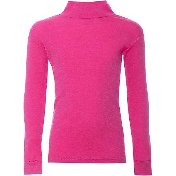 Водолазка Norveg для девочкиВодолазки<br>Характеристики товара:<br><br>• цвет: розовый<br>• состав ткани: 100 % шерсть мериносов<br>• подкладка: нет<br>• сезон: демисезон<br>• температурный режим: от -20 до +15<br>• длинные рукава<br>• страна бренда: Германия<br>• страна изготовитель: Германия<br><br>Эту термоводолазку можно надевать как нижний слой в морозы до - 20 градусов. Натуральный материал этого термобелья для детей позволяет создать комфортный микроклимат в холода. Термоводолазка для ребенка - из серии Soft City Style.<br><br>Водолазку Norveg (Норвег) можно купить в нашем интернет-магазине.<br><br>Ширина мм: 190<br>Глубина мм: 74<br>Высота мм: 229<br>Вес г: 236<br>Цвет: розовый<br>Возраст от месяцев: 12<br>Возраст до месяцев: 18<br>Пол: Женский<br>Возраст: Детский<br>Размер: 80/86,104/110,92/98,128/134,116/122<br>SKU: 7169789