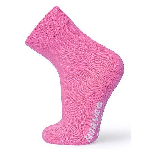 Носки NorvegНоски<br>Характеристики товара:<br><br>• цвет: розовый<br>• состав ткани: 98% хлопок, 2% эластан<br>• подкладка: нет<br>• сезон: лето<br>• температурный режим: от +5 до +25<br>• страна бренда: Германия<br>• страна изготовитель: Германия<br><br>Яркие носки для детей - удобная деталь для создания ребенку комфортных условий. Эти носки для ребенка сделаны из натуральной ткани, мягкой и приятной на ощупь. Детские носки из серии Summer time стильно смотрятся и удобно сидят. <br><br>Носки Norveg (Норвег) можно купить в нашем интернет-магазине.<br><br>Ширина мм: 87<br>Глубина мм: 10<br>Высота мм: 105<br>Вес г: 115<br>Цвет: розовый<br>Возраст от месяцев: 24<br>Возраст до месяцев: 36<br>Пол: Унисекс<br>Возраст: Детский<br>Размер: 23-26,31-34,27-30<br>SKU: 7169981