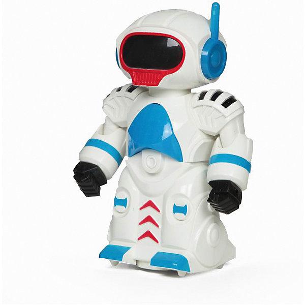Робот на радиоуправлении Yako Toys, сенсорныйРоботы<br>Характеристики товара:<br><br>• возраст: от 3 лет;<br>• цвет: синий;<br>• размер игрушки: 26х25х14 см.;<br>• комплект: 1 робот, 2 пульта управления, аккумулятор, зарядное устройство;<br>• тип батареек для пульта:  9V типа Крона (в комплекте);<br>• тип батареек для робота:  ААх2 (нет в комплекте);<br>• состав: пластмасса, металл;<br>• вес упаковки: 590 гр.;<br>• упаковка: коробка блистерного типа;<br>• бренд, страна: Yako Toys, Китай;<br>• страна-производитель: Китай.<br><br>Робот на радиоуправлении от торговой марки  Yako Toys представляет собой фигурку, выполненную в виде фантастического воина, который поможет ребенку придумать множество увлекательных приключенческих сюжетов. <br><br>Большую реалистичность игре придадут специальные функциональные возможности, встроенные в игрушку. Движениями игрушечного воителя можно управлять с помощью двух пультов. Кроме того, игровой процесс смогут отлично дополнить световые и звуковые эффекты.<br><br>Игрушки от бренда от Yako Toys отличаются яркостью цвета, который со временем не тускнее и выполнены из высокачественного гипоаллергенного материала безвредного для детского здоровья.<br><br>Сюжетно-ролевые игры помогают детям развивать воображение, образное мышление, логику, а также увеличивать словарный запас.<br><br>Робота на радиоуправлении, 1 шт., Yako Toys (Яко Тойз)  можно купить в нашем интернет-магазине.<br>Ширина мм: 210; Глубина мм: 140; Высота мм: 80; Вес г: 300; Возраст от месяцев: 36; Возраст до месяцев: 72; Пол: Мужской; Возраст: Детский; SKU: 7172264;