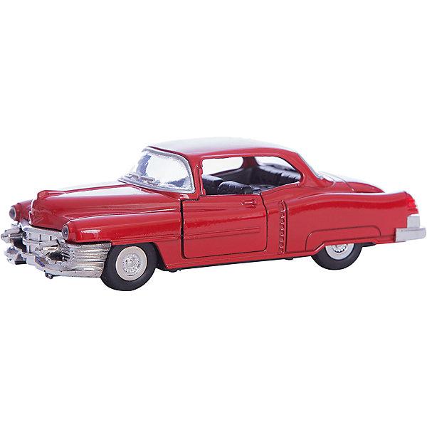 Инерционная машинка Yako Toys Драйв Collection, 1:34 (красная)Машинки<br>Характеристики товара:<br><br>• возраст: от 5 лет;<br>• цвет: красный;<br>• масштаб: 1:34;<br>• состав: пластик, металл;<br>• размер упаковки: 7х16х7 см.;<br> • вес упаковки: 170 гр.;<br>• упаковка: картонная коробка блистерного типа;<br>• бренд, страна: Yako Toys, Китай;<br>• страна-производитель: Китай.<br><br>Машинка инерционная от торговой марки  Yako Toys представляет собой модель ретро-автомобиля красного цвета, выполненного в масштабе 1:34.<br><br>Авто оснащено механизмом инерции, поэтому может проезжать небольшие расстояния самостоятельно. Двери авто открываются.<br><br>Реалистичный дизайн и все функции игрушки приведут в восторг любого мальчика и поклонника автотранспорта.Игрушки от бренда от Yako Toys выполнены из высокачественного материала безвредного для детского здоровья.<br><br>Машинку инерционную, цвет красный, Yako Toys (Яко Тойз)  можно купить в нашем интернет-магазине.<br><br>Ширина мм: 160<br>Глубина мм: 70<br>Высота мм: 70<br>Вес г: 170<br>Возраст от месяцев: 36<br>Возраст до месяцев: 72<br>Пол: Мужской<br>Возраст: Детский<br>SKU: 7172267