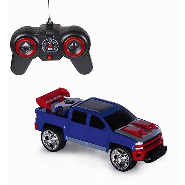 Радиоуправляемая машинка Yako Toys АвтоТаранРадиоуправляемые машины<br>Характеристики товара:<br><br>• возраст: от 5 лет;<br>• цвет: синий;<br>• размер игрушки: 25х10х19 см.;<br>• комплект: машинка, пульт управления, аккумулятор, зарядное устройство;<br>• тип батареек для пульта: 4 x AA / LR6 1.5V (пальчиковые).<br>• наличие батареек для пульта: не входят в комплект;<br>• состав: пластик, металл;<br>• весв упаковке: 1 кг.;<br>• упаковка: картонная коробка блистерного типа;<br>• бренд, страна: Yako Toys, Китай;<br>• страна-производитель: Китай.<br><br>Машинка «Джип» на радиоуправлении от торговой марки  Yako Toys представляет крутой пикап-внедорожник красного цвета с массивными колесами, снабженными эффектными литыми дисками с необычным узором.<br> <br>Авто управляется при помощи пульта, входящим в комплект. Машинка может двигаться вперед-назад и вправо-влево, при этом мигая фарами и создавая звуковые эффекты. В комплекте с джипом идет аккумулятор с зарядным устройством к нему.<br><br>Реалистичный дизайн и все функции игрушки приведут в восторг любого мальчика и поклонника автотранспорта.Игрушки от бренда от Yako Toys выполнены из высокачественного материала безвредного для детского здоровья.<br><br>Машинку «Джип» на радиоуправлении, цвет синий, Yako Toys (Яко Тойз)  можно купить в нашем интернет-магазине.<br><br>Ширина мм: 320<br>Глубина мм: 140<br>Высота мм: 150<br>Вес г: 800<br>Возраст от месяцев: 36<br>Возраст до месяцев: 72<br>Пол: Мужской<br>Возраст: Детский<br>SKU: 7172273