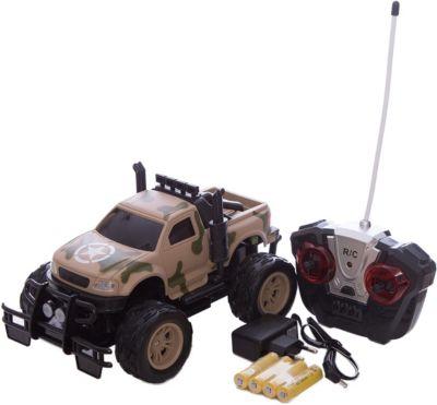 Радиоуправляемая Машинка Yako Toys Военный Джип