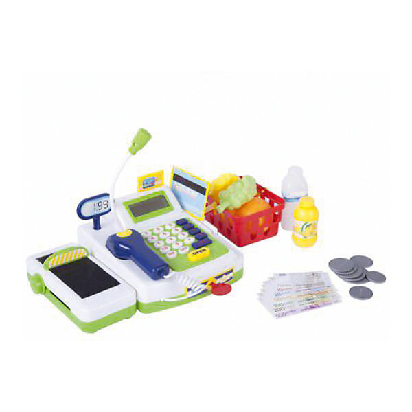 Электронная касса Mary Poppins Играем в магазинДетский супермаркет<br>Характеристики товара:<br><br>• возраст: от 3 лет;                                                                                                                                                                                                   • пол: для девочек и мальчиков;<br>• наличие батареек: не входят в комплект;<br>• размер упаковки: 28х18х17 см.;<br>• упаковка: картонная коробка;<br>• вес: 820 гр.;<br>• комплект: кассовый аппарат, сканер, продукты, тележка для продуктов, купюры, аксессуары;<br>• материал: пластик;<br>• торговая марка: Mary Poppins.<br><br>Электронная касса оснащена микрофоном, весами, сканером штрих-кодов, продуктами и корзинки для них, купюрами (монет и банкнот).<br><br>Все кнопочки на кассе нажимаются, а внизу расположен выдвижной ящик для денег. Он открывается ключом, идущим в в комплекте.<br><br>Предметы набора выполнены из цветного пластика.<br><br>Электронную кассу можно купить в нашем интернет-магазине.<br><br>Ширина мм: 280<br>Глубина мм: 180<br>Высота мм: 170<br>Вес г: 820<br>Возраст от месяцев: 36<br>Возраст до месяцев: 2147483647<br>Пол: Женский<br>Возраст: Детский<br>SKU: 7182130