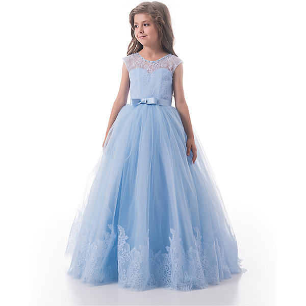 Платье Престиж для девочкиОдежда<br>Характеристики товара:<br><br>• цвет: голубой<br>• состав ткани: шитье, сетка, текстиль<br>• сезон: круглый год<br>• особенности модели: нарядная<br>• застежка: молния<br>• без рукавов<br>• страна бренда: Россия<br>• страна изготовитель: Россия<br><br>Пышное платье для детей сделано из качественного материала. Эффектное платье для девочки от бренда Престиж легко надевается благодаря молнии. Детское платье декорировано ажурным шитьем. Бренд Престиж - это красивые платья отличного качества, которые шикарно смотрятся. <br><br>Платье Престиж для девочки можно купить в нашем интернет-магазине.<br>Ширина мм: 236; Глубина мм: 16; Высота мм: 184; Вес г: 177; Цвет: голубой; Возраст от месяцев: 60; Возраст до месяцев: 72; Пол: Женский; Возраст: Детский; Размер: 116,140,134,128,122; SKU: 7185484;