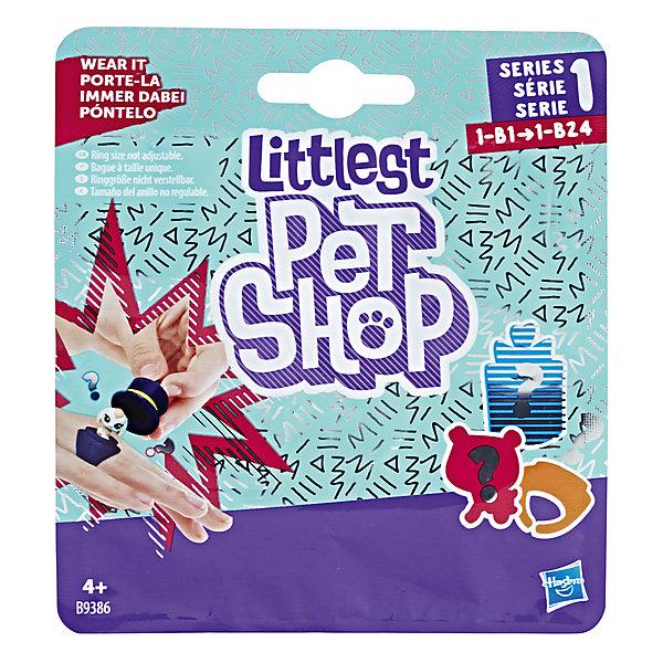 Игровая фигурка Hasbro Little Pet Shop в закрытой упаковкеКоллекционные фигурки<br>Характеристики товара:<br><br>• возраст: от 4 лет;<br>• материал: пластик;<br>• в комплекте: фигурка, домик в виде колечка;<br>• размер упаковки: 12,4х11,1х3,2 см;<br>• вес упаковки: 30 гр.;<br>• страна производитель: Китай.<br><br>Фигурка Littlest Pet Shop Hasbro — очаровательный маленький зверек. В комплекте с фигуркой ее домик с крышкой, выполненный в виде колечка, которое девочка может носить в качестве украшения на праздник. Фигурка продается в непрозрачной упаковке, поэтому какой именно персонаж попадется девочке, станет для нее сюрпризом.<br><br>Фигурку Littlest Pet Shop Hasbro можно приобрести в нашем интернет-магазине.<br>Ширина мм: 32; Глубина мм: 111; Высота мм: 124; Вес г: 30; Возраст от месяцев: 48; Возраст до месяцев: 2147483647; Пол: Женский; Возраст: Детский; SKU: 7185990;