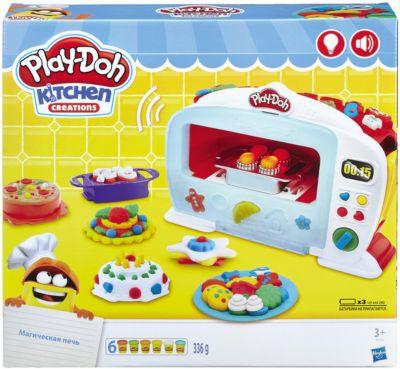 Набор пластилина Hasbro Play-Doh Чудо печь