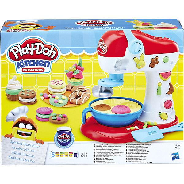 Купить Игровой набор Play-Doh Миксер для Конфет , Hasbro, Китай, Женский