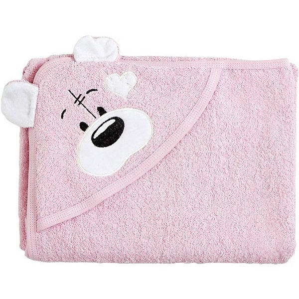 Полотенце с капюшоном Мишки Fun Dry, Twinklbaby, розовый с белыми ушкамиПолотенца<br>Полотенце FUN DRY( фан драй) с забавными зверюшками доставит Вашему ребенку массу положительных эмоции после купания.<br>Удивительно мягкое и нежное полотенце для кожи ребенка из натуральной ткани.<br>Мягкое, изготовленное из натуральной ткани, полотенце FUN DRY нежно впитывает влагу и отлично защищает от охлаждения или перегрева на пляже. Не теряет формы и цвета после многочисленных стирок.  Характеристики: Полотенце для купания (полотенце уголок) <br>Состав: Махра (100% хлопок )<br>Размер: 100х80 см<br>Ширина мм: 370; Глубина мм: 340; Высота мм: 10; Вес г: 300; Возраст от месяцев: 1; Возраст до месяцев: 60; Пол: Унисекс; Возраст: Детский; SKU: 7189307;