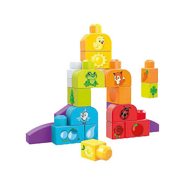 Конструктор Mattel MEGA BLOKS First Builders Изучаем цвета, 21 детальКонструкторы для малышей<br>Характеристики товара:<br><br>• возраст: от 1 года;<br>• материал: пластик;<br>• в комплекте: 20 деталей;<br>• размер упаковки: 25,5х20,5х10 см;<br>• вес упаковки: 431 гр.;<br>• страна производитель: Китай.<br><br>Конструктор Mega Bloks First Builders красный создан специально для самых маленьких начинающих строителей. Из деталей конструктора малыши могут создавать машинки, башенки, дома, замки, животных и многое другое. <br><br>Все элементы конструктора достаточно крупные и удобные для маленьких детских ручек. Упакованы они в сумочку с ручками, что позволяет хранить конструктор дома, не теряя детали, или брать с собой в путешествие, поездку, в гости. Выполнена игрушка из качественного безопасного пластика.<br><br>Конструктор Mega Bloks First Builders красный можно приобрести в нашем интернет-магазине.<br>Ширина мм: 255; Глубина мм: 205; Высота мм: 100; Вес г: 431; Возраст от месяцев: 24; Возраст до месяцев: 60; Пол: Унисекс; Возраст: Детский; SKU: 7191208;