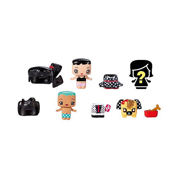 Набор из 3-х фигурок, My Mini MixieQ's, MattelИгровые наборы с фигурками<br><br>Ширина мм: 40; Глубина мм: 140; Высота мм: 165; Вес г: 59; Возраст от месяцев: 48; Возраст до месяцев: 120; Пол: Женский; Возраст: Детский; SKU: 7191211;
