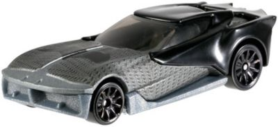 Машинка Mattel Hot Wheels  Персонажи DC , Бэтмен, артикул:7191220 - Бэтмен
