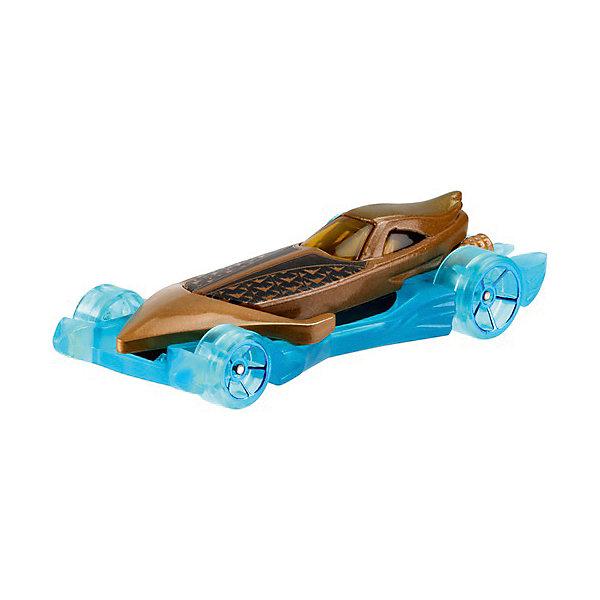 Машинка Mattel Hot Wheels Персонажи DC, АкваменМашинки<br>Характеристики товара:<br><br>• возраст: от 3 лет;<br>• материал: пластик, металл;<br>• масштаб: 1:64;<br>• размер упаковки: 16,7х13,9х4,5 см;<br>• вес упаковки: 61 гр.;<br>• страна производитель: Малайзия.<br><br>Машинка персонажей DC Hot Wheels представляет собой машинку, созданную по типу и в характерной расцветке одного из известных персонажей комиксов DС. Машинку можно использовать как обычную игрушку и устроить захватывающие гонки или собрать целую настоящую коллекцию автомобилей. Выполнена из прочных и безопасных материалов.<br><br>Машинку персонажей DC Hot Wheels можно приобрести в нашем интернет-магазине.<br>Ширина мм: 167; Глубина мм: 139; Высота мм: 45; Вес г: 61; Возраст от месяцев: 36; Возраст до месяцев: 72; Пол: Мужской; Возраст: Детский; SKU: 7191221;