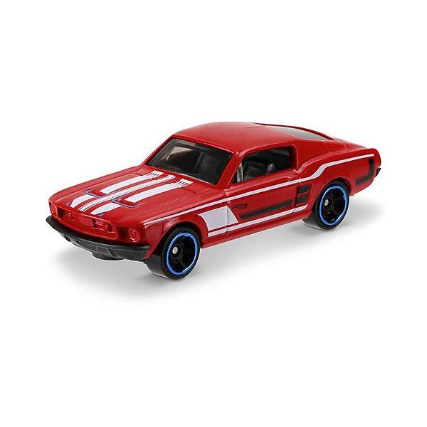 Машинка Hot Wheels из базовой коллекцииПопулярные игрушки<br><br><br>Ширина мм: 110<br>Глубина мм: 45<br>Высота мм: 110<br>Вес г: 30<br>Возраст от месяцев: 36<br>Возраст до месяцев: 96<br>Пол: Мужской<br>Возраст: Детский<br>SKU: 7191247