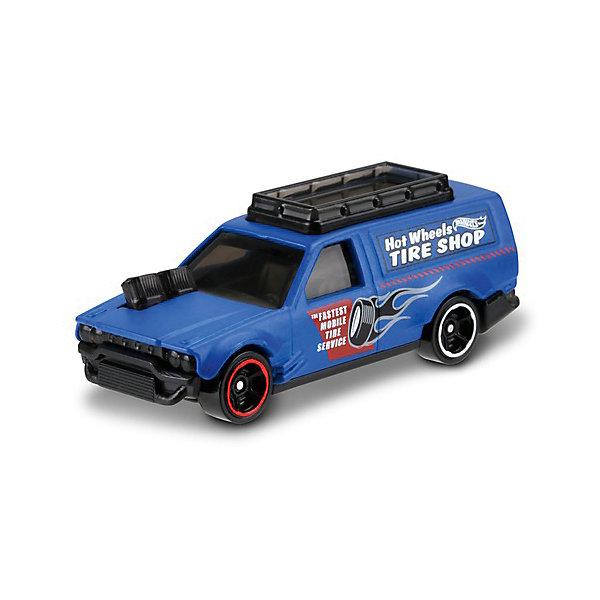 Машинка Hot Wheels из базовой коллекцииМашинки<br>Характеристики:<br><br>• возраст: от 3 лет;<br>• материал: металл, пластмасса;<br>• вес упаковки: 30 гр.;<br>• размер упаковки: 11х4х11 см;<br>• тип упаковки: блистерный;<br>• страна бренда: США.<br><br>Машинка Hot Wheels от Mattel входит в группу моделей базовой коллекции. Миниатюры этой серии изображают реальные автомобили, спорткары, фургоны, мотоциклы в масштабе 1:64, а также модели с собственным оригинальным дизайном. Собрав свою линейку машинок, ребенок сможет устраивать заезды, гонки и меняться экземплярами с друзьями.<br><br>Монолитные элементы игрушки увеличивают ее прочность. Падение и столкновение с твердыми предметами во время игр не отражается на внешнем виде и ходе машинки. Кузов отчетливо детализирован, покрыт стойкими насыщенными красками. Колеса легко вращаются вокруг своей оси.<br><br>Игрушка выполнена из качественных материалов, сертифицированных по стандартам безопасности для использования детьми.<br><br>Машинку Hot Wheels из базовой коллекции можно купить в нашем интернет-магазине.<br>Ширина мм: 110; Глубина мм: 45; Высота мм: 110; Вес г: 30; Возраст от месяцев: 36; Возраст до месяцев: 96; Пол: Мужской; Возраст: Детский; SKU: 7191255;