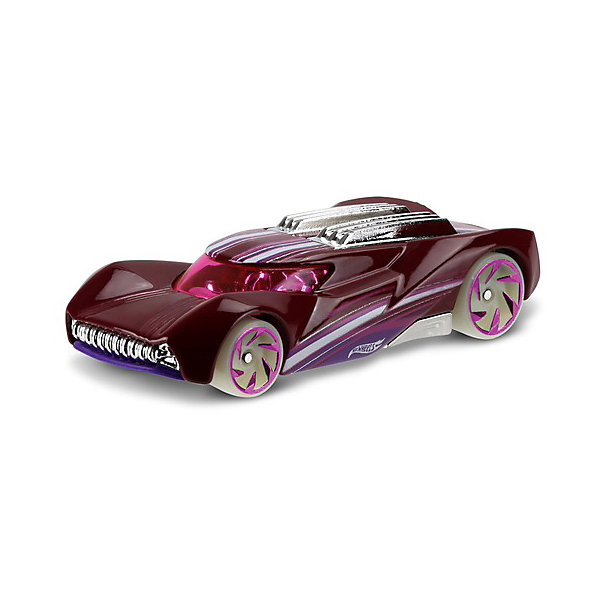 Машинка Hot Wheels из базовой коллекцииМашинки<br>Характеристики:<br><br>• возраст: от 3 лет;<br>• материал: металл, пластмасса;<br>• вес упаковки: 30 гр.;<br>• размер упаковки: 11х4х11 см;<br>• тип упаковки: блистерный;<br>• страна бренда: США.<br><br>Машинка Hot Wheels от Mattel входит в группу моделей базовой коллекции. Миниатюры этой серии изображают реальные автомобили, спорткары, фургоны, мотоциклы в масштабе 1:64, а также модели с собственным оригинальным дизайном. Собрав свою линейку машинок, ребенок сможет устраивать заезды, гонки и меняться экземплярами с друзьями.<br><br>Монолитные элементы игрушки увеличивают ее прочность. Падение и столкновение с твердыми предметами во время игр не отражается на внешнем виде и ходе машинки. Кузов отчетливо детализирован, покрыт стойкими насыщенными красками. Колеса легко вращаются вокруг своей оси.<br><br>Игрушка выполнена из качественных материалов, сертифицированных по стандартам безопасности для использования детьми.<br><br>Машинку Hot Wheels из базовой коллекции можно купить в нашем интернет-магазине.<br>Ширина мм: 110; Глубина мм: 45; Высота мм: 110; Вес г: 30; Возраст от месяцев: 36; Возраст до месяцев: 96; Пол: Мужской; Возраст: Детский; SKU: 7191265;