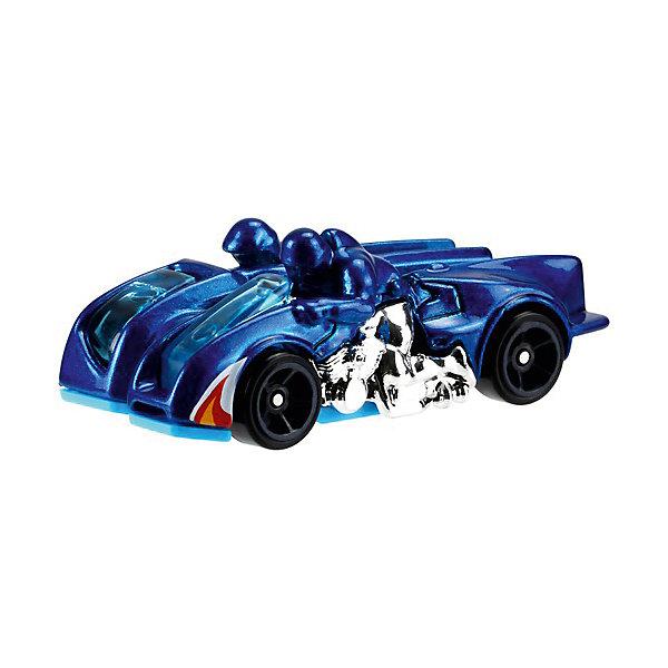 Машинка Hot Wheels из базовой коллекцииМашинки<br>Характеристики:<br><br>• возраст: от 3 лет;<br>• материал: металл, пластмасса;<br>• вес упаковки: 30 гр.;<br>• размер упаковки: 11х4х11 см;<br>• тип упаковки: блистерный;<br>• страна бренда: США.<br><br>Машинка Hot Wheels от Mattel входит в группу моделей базовой коллекции. Миниатюры этой серии изображают реальные автомобили, спорткары, фургоны, мотоциклы в масштабе 1:64, а также модели с собственным оригинальным дизайном. Собрав свою линейку машинок, ребенок сможет устраивать заезды, гонки и меняться экземплярами с друзьями.<br><br>Монолитные элементы игрушки увеличивают ее прочность. Падение и столкновение с твердыми предметами во время игр не отражается на внешнем виде и ходе машинки. Кузов отчетливо детализирован, покрыт стойкими насыщенными красками. Колеса легко вращаются вокруг своей оси.<br><br>Игрушка выполнена из качественных материалов, сертифицированных по стандартам безопасности для использования детьми.<br><br>Машинку Hot Wheels из базовой коллекции можно купить в нашем интернет-магазине.<br>Ширина мм: 110; Глубина мм: 45; Высота мм: 110; Вес г: 30; Возраст от месяцев: 36; Возраст до месяцев: 96; Пол: Мужской; Возраст: Детский; SKU: 7191269;