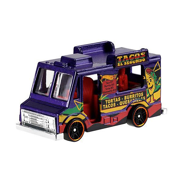 Машинка Hot Wheels из базовой коллекцииПопулярные игрушки<br><br><br>Ширина мм: 110<br>Глубина мм: 45<br>Высота мм: 110<br>Вес г: 30<br>Возраст от месяцев: 36<br>Возраст до месяцев: 96<br>Пол: Мужской<br>Возраст: Детский<br>SKU: 7191270