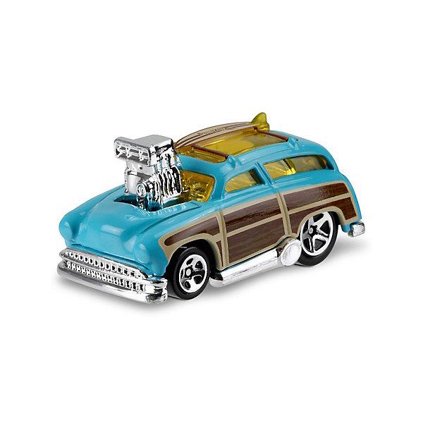 Машинка Hot Wheels из базовой коллекцииПопулярные игрушки<br><br><br>Ширина мм: 110<br>Глубина мм: 45<br>Высота мм: 110<br>Вес г: 30<br>Возраст от месяцев: 36<br>Возраст до месяцев: 96<br>Пол: Мужской<br>Возраст: Детский<br>SKU: 7191282