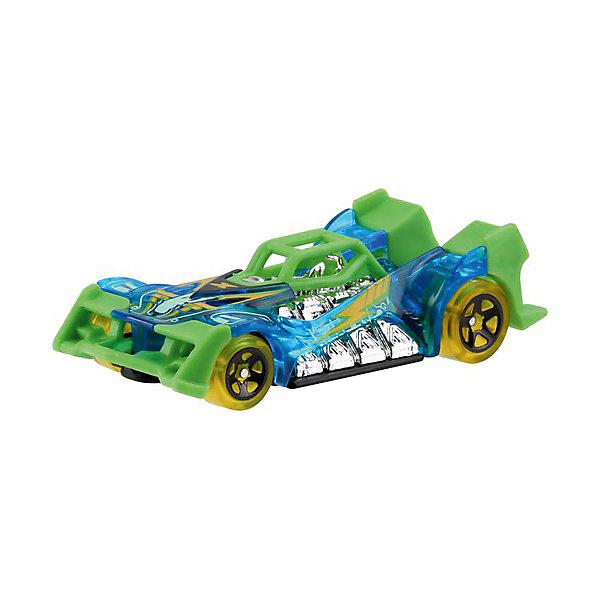 Машинка Hot Wheels из базовой коллекцииПопулярные игрушки<br>Характеристики:<br><br>• возраст: от 3 лет;<br>• материал: металл, пластмасса;<br>• вес упаковки: 30 гр.;<br>• размер упаковки: 11х4х11 см;<br>• тип упаковки: блистерный;<br>• страна бренда: США.<br><br>Машинка Hot Wheels от Mattel входит в группу моделей базовой коллекции. Миниатюры этой серии изображают реальные автомобили, спорткары, фургоны, мотоциклы в масштабе 1:64, а также модели с собственным оригинальным дизайном. Собрав свою линейку машинок, ребенок сможет устраивать заезды, гонки и меняться экземплярами с друзьями.<br><br>Монолитные элементы игрушки увеличивают ее прочность. Падение и столкновение с твердыми предметами во время игр не отражается на внешнем виде и ходе машинки. Кузов отчетливо детализирован, покрыт стойкими насыщенными красками. Колеса легко вращаются вокруг своей оси.<br><br>Игрушка выполнена из качественных материалов, сертифицированных по стандартам безопасности для использования детьми.<br><br>Машинку Hot Wheels из базовой коллекции можно купить в нашем интернет-магазине.<br>Ширина мм: 110; Глубина мм: 45; Высота мм: 110; Вес г: 30; Возраст от месяцев: 36; Возраст до месяцев: 96; Пол: Мужской; Возраст: Детский; SKU: 7191287;