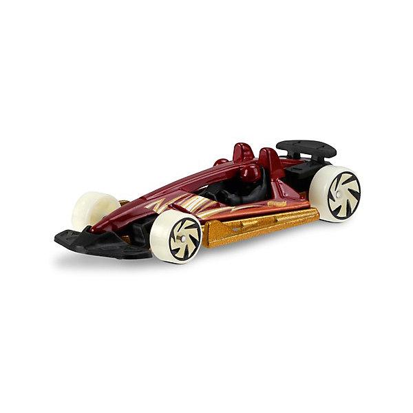 Машинка Hot Wheels из базовой коллекцииПопулярные игрушки<br>Характеристики:<br><br>• возраст: от 3 лет;<br>• материал: металл, пластмасса;<br>• вес упаковки: 30 гр.;<br>• размер упаковки: 11х4х11 см;<br>• тип упаковки: блистерный;<br>• страна бренда: США.<br><br>Машинка Hot Wheels от Mattel входит в группу моделей базовой коллекции. Миниатюры этой серии изображают реальные автомобили, спорткары, фургоны, мотоциклы в масштабе 1:64, а также модели с собственным оригинальным дизайном. Собрав свою линейку машинок, ребенок сможет устраивать заезды, гонки и меняться экземплярами с друзьями.<br><br>Монолитные элементы игрушки увеличивают ее прочность. Падение и столкновение с твердыми предметами во время игр не отражается на внешнем виде и ходе машинки. Кузов отчетливо детализирован, покрыт стойкими насыщенными красками. Колеса легко вращаются вокруг своей оси.<br><br>Игрушка выполнена из качественных материалов, сертифицированных по стандартам безопасности для использования детьми.<br><br>Машинку Hot Wheels из базовой коллекции можно купить в нашем интернет-магазине.<br>Ширина мм: 110; Глубина мм: 45; Высота мм: 110; Вес г: 30; Возраст от месяцев: 36; Возраст до месяцев: 96; Пол: Мужской; Возраст: Детский; SKU: 7191294;