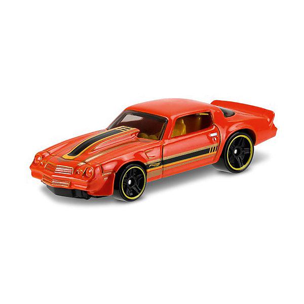 Машинка Hot Wheels из базовой коллекцииМашинки<br>Характеристики:<br><br>• возраст: от 3 лет;<br>• материал: металл, пластмасса;<br>• вес упаковки: 30 гр.;<br>• размер упаковки: 11х4х11 см;<br>• тип упаковки: блистерный;<br>• страна бренда: США.<br><br>Машинка Hot Wheels от Mattel входит в группу моделей базовой коллекции. Миниатюры этой серии изображают реальные автомобили, спорткары, фургоны, мотоциклы в масштабе 1:64, а также модели с собственным оригинальным дизайном. Собрав свою линейку машинок, ребенок сможет устраивать заезды, гонки и меняться экземплярами с друзьями.<br><br>Монолитные элементы игрушки увеличивают ее прочность. Падение и столкновение с твердыми предметами во время игр не отражается на внешнем виде и ходе машинки. Кузов отчетливо детализирован, покрыт стойкими насыщенными красками. Колеса легко вращаются вокруг своей оси.<br><br>Игрушка выполнена из качественных материалов, сертифицированных по стандартам безопасности для использования детьми.<br><br>Машинку Hot Wheels из базовой коллекции можно купить в нашем интернет-магазине.<br>Ширина мм: 110; Глубина мм: 45; Высота мм: 110; Вес г: 30; Возраст от месяцев: 36; Возраст до месяцев: 96; Пол: Мужской; Возраст: Детский; SKU: 7191316;