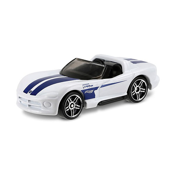 Машинка Hot Wheels из базовой коллекцииПопулярные игрушки<br>Характеристики:<br><br>• возраст: от 3 лет;<br>• материал: металл, пластмасса;<br>• вес упаковки: 30 гр.;<br>• размер упаковки: 11х4х11 см;<br>• тип упаковки: блистерный;<br>• страна бренда: США.<br><br>Машинка Hot Wheels от Mattel входит в группу моделей базовой коллекции. Миниатюры этой серии изображают реальные автомобили, спорткары, фургоны, мотоциклы в масштабе 1:64, а также модели с собственным оригинальным дизайном. Собрав свою линейку машинок, ребенок сможет устраивать заезды, гонки и меняться экземплярами с друзьями.<br><br>Монолитные элементы игрушки увеличивают ее прочность. Падение и столкновение с твердыми предметами во время игр не отражается на внешнем виде и ходе машинки. Кузов отчетливо детализирован, покрыт стойкими насыщенными красками. Колеса легко вращаются вокруг своей оси.<br><br>Игрушка выполнена из качественных материалов, сертифицированных по стандартам безопасности для использования детьми.<br><br>Машинку Hot Wheels из базовой коллекции можно купить в нашем интернет-магазине.<br>Ширина мм: 110; Глубина мм: 45; Высота мм: 110; Вес г: 30; Возраст от месяцев: 36; Возраст до месяцев: 96; Пол: Мужской; Возраст: Детский; SKU: 7191318;