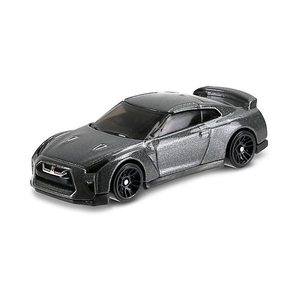 Машинка Hot Wheels из базовой коллекцииМашинки<br>Характеристики:<br><br>• возраст: от 3 лет;<br>• материал: металл, пластмасса;<br>• вес упаковки: 30 гр.;<br>• размер упаковки: 11х4х11 см;<br>• тип упаковки: блистерный;<br>• страна бренда: США.<br><br>Машинка Hot Wheels от Mattel входит в группу моделей базовой коллекции. Миниатюры этой серии изображают реальные автомобили, спорткары, фургоны, мотоциклы в масштабе 1:64, а также модели с собственным оригинальным дизайном. Собрав свою линейку машинок, ребенок сможет устраивать заезды, гонки и меняться экземплярами с друзьями.<br><br>Монолитные элементы игрушки увеличивают ее прочность. Падение и столкновение с твердыми предметами во время игр не отражается на внешнем виде и ходе машинки. Кузов отчетливо детализирован, покрыт стойкими насыщенными красками. Колеса легко вращаются вокруг своей оси.<br><br>Игрушка выполнена из качественных материалов, сертифицированных по стандартам безопасности для использования детьми.<br><br>Машинку Hot Wheels из базовой коллекции можно купить в нашем интернет-магазине.<br>Ширина мм: 110; Глубина мм: 45; Высота мм: 110; Вес г: 30; Возраст от месяцев: 36; Возраст до месяцев: 96; Пол: Мужской; Возраст: Детский; SKU: 7191319;
