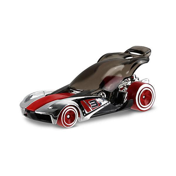 Машинка Hot Wheels из базовой коллекцииМашинки<br>Характеристики:<br><br>• возраст: от 3 лет;<br>• материал: металл, пластмасса;<br>• вес упаковки: 30 гр.;<br>• размер упаковки: 11х4х11 см;<br>• тип упаковки: блистерный;<br>• страна бренда: США.<br><br>Машинка Hot Wheels от Mattel входит в группу моделей базовой коллекции. Миниатюры этой серии изображают реальные автомобили, спорткары, фургоны, мотоциклы в масштабе 1:64, а также модели с собственным оригинальным дизайном. Собрав свою линейку машинок, ребенок сможет устраивать заезды, гонки и меняться экземплярами с друзьями.<br><br>Монолитные элементы игрушки увеличивают ее прочность. Падение и столкновение с твердыми предметами во время игр не отражается на внешнем виде и ходе машинки. Кузов отчетливо детализирован, покрыт стойкими насыщенными красками. Колеса легко вращаются вокруг своей оси.<br><br>Игрушка выполнена из качественных материалов, сертифицированных по стандартам безопасности для использования детьми.<br><br>Машинку Hot Wheels из базовой коллекции можно купить в нашем интернет-магазине.<br>Ширина мм: 110; Глубина мм: 45; Высота мм: 110; Вес г: 30; Возраст от месяцев: 36; Возраст до месяцев: 96; Пол: Мужской; Возраст: Детский; SKU: 7191335;