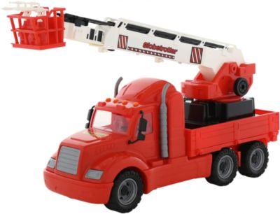 Машинка Полесье Майк Пожарный автомобиль (в сетке)