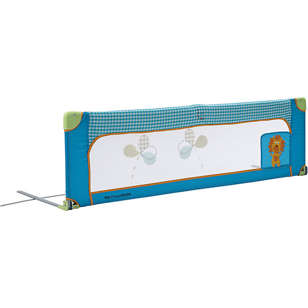 Защитный барьер для кровати Babies B-93KОграждения в кроватку<br>Защитный барьер для кровати Babies B-93K можно купить в нашем магазине<br><br>Ширина мм: 140<br>Глубина мм: 70<br>Высота мм: 780<br>Вес г: 600<br>Возраст от месяцев: -2147483648<br>Возраст до месяцев: 2147483647<br>Пол: Унисекс<br>Возраст: Детский<br>SKU: 7191870