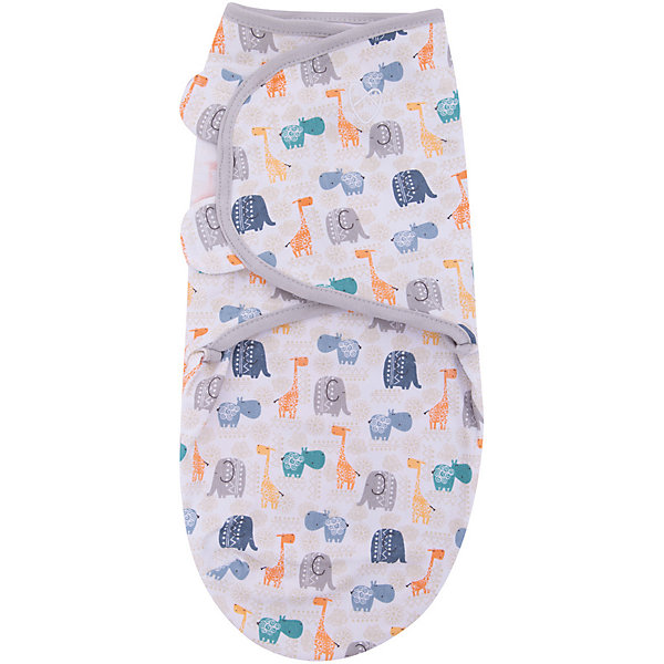 Конверт на липучке Swaddleme, размер S/M, гламурные джунглиКонверты для пеленания<br>Пеленание успокаивает новорожденных путем воссоздания знакомых ему чувств, как в утробе мамы. <br>Мягко облегая, конверт не ограничивает движение ребенка, и в тоже время помогает снизить рефлекс внезапного вздрагивания, благодаря этому сон малыша и родителей будет более крепким. <br>Регулируемые крылья для закрытия конверта сделаны таким образом, что даже самый активный ребенок не сможет распеленаться во время сна. <br>Объятия крыльев регулируются по мере роста ребенка. <br>Конверт можно открыть в области ног малыша для легкой смены подгузников - нет необходимости разворачивать детские ручки. <br>Два размера на выбор!<br>Состав: хлопок и нити эластана <br>Длина конверта (размера S): 50 см<br><br>Ширина мм: 150<br>Глубина мм: 220<br>Высота мм: 30<br>Вес г: 136<br>Возраст от месяцев: 0<br>Возраст до месяцев: 6<br>Пол: Унисекс<br>Возраст: Детский<br>SKU: 7191942