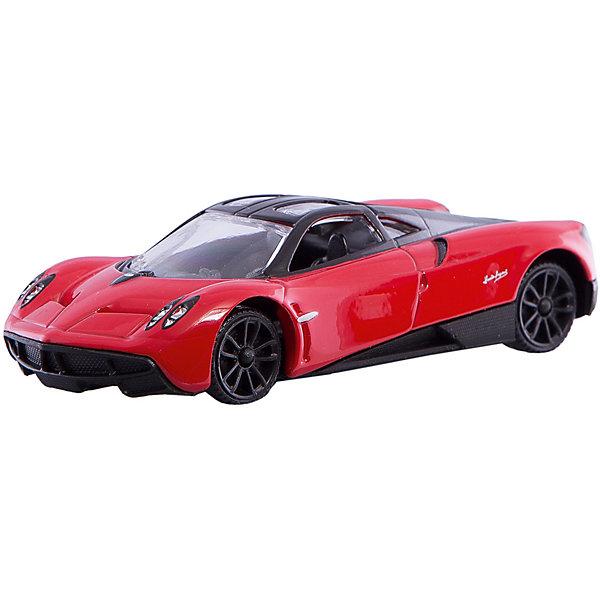 Коллекционная машинка Autotime Pagani Huayra, 1:43Машинки<br>Игрушка транспортная из металла и пластмассы - автомобиль TM Autotime, серия Premium, масштаб 1:43, коробка с окошком, цвет в ассортименте.<br><br>Ширина мм: 162<br>Глубина мм: 70<br>Высота мм: 60<br>Вес г: 120<br>Возраст от месяцев: 36<br>Возраст до месяцев: 2147483647<br>Пол: Мужской<br>Возраст: Детский<br>SKU: 7192710